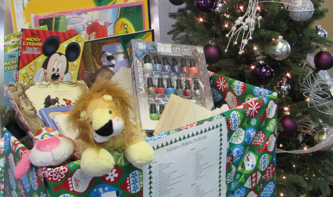 The Law Offices of Jennifer D. Peshke, P.A. is proud to support Safe Space, Inc. once again this holiday season.